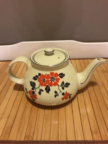 hall china teapot