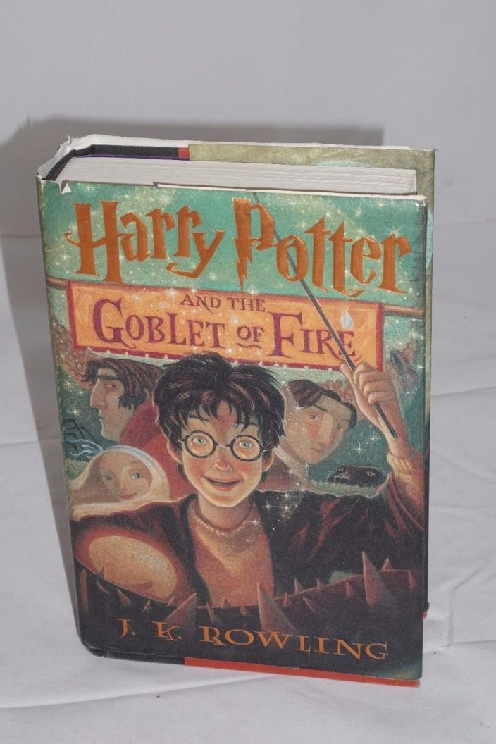 Harry Potter Book Jackets For Sale : Harry potter book first edition for sale classifieds