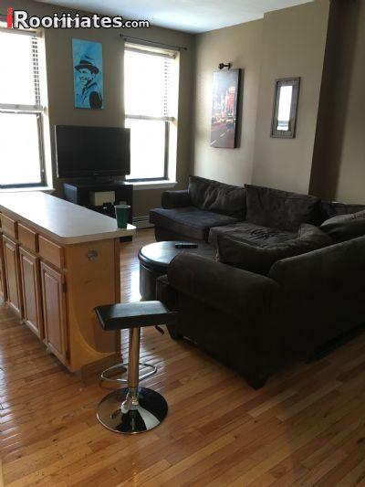 $1150 Three room for rent in Hoboken