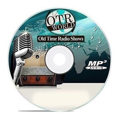 Black Flame Of The Amazon OTR Old Time Radio Shows OTRS MP3 CD 50 Episodes
