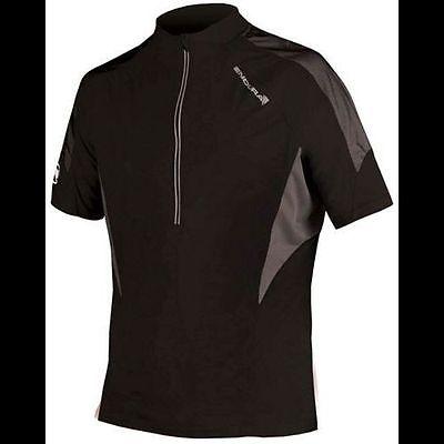 New Endura Hummvee Lite Jersey Short Sleeve Cycling Biking Black Red Blue White
