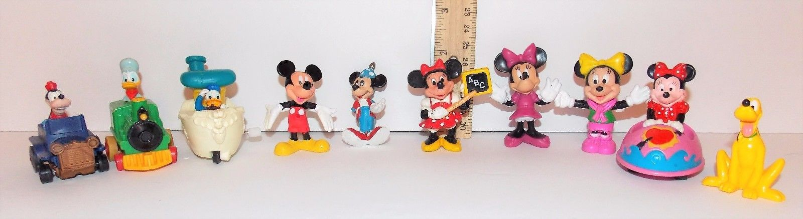 10 Vintage Walt Disney Mickey Mouse and Friends 2