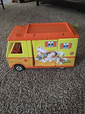 VINTAGE MATTEL 1970 BARBIE  COUNTRY CAMPER