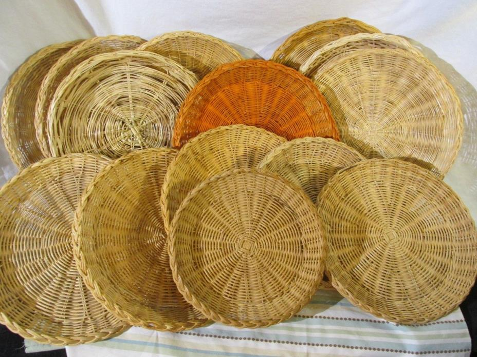 wicker paper plate holders If you are like most families you probably know that paper plates make life much easier in the kitchen but without paper plate holders using paper plates.