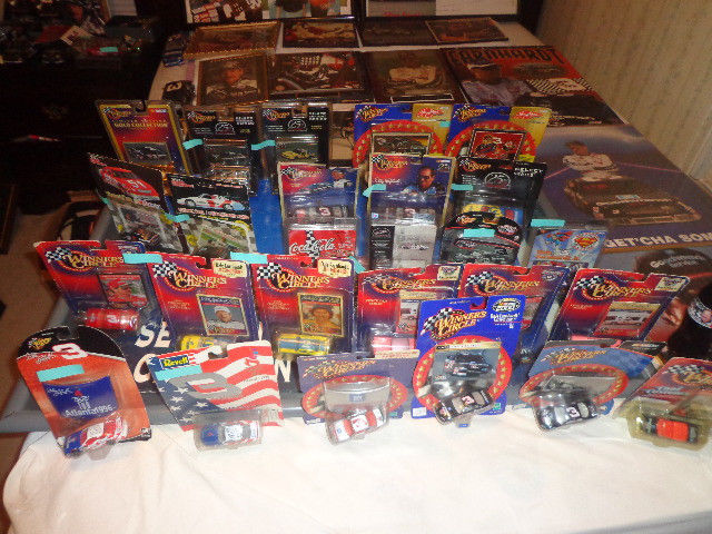 (LARGEST LOT EVER! all Dale Earnhardt SR