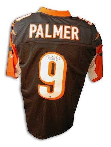 Carson Palmer Autographed Jersey - Autographed NFL Jerseys