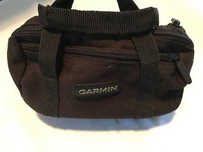 GARMIN GPS DELUXE CARRYING STORAGE CASE!