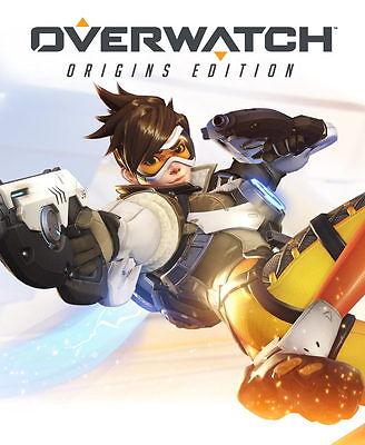 OverWatch Origins Edition Blizzard Key Serial (CDkey) (email)