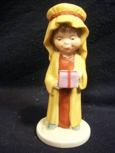 Child Figurine Porcelain