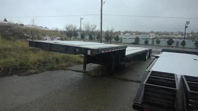 1996 Fontaine 48x102 Lowboy Trailers