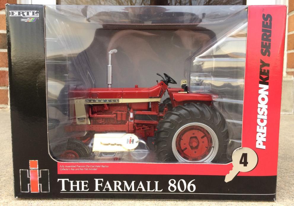 1/16 Ertl Precision Key Series #4 Farmall 806 #14530