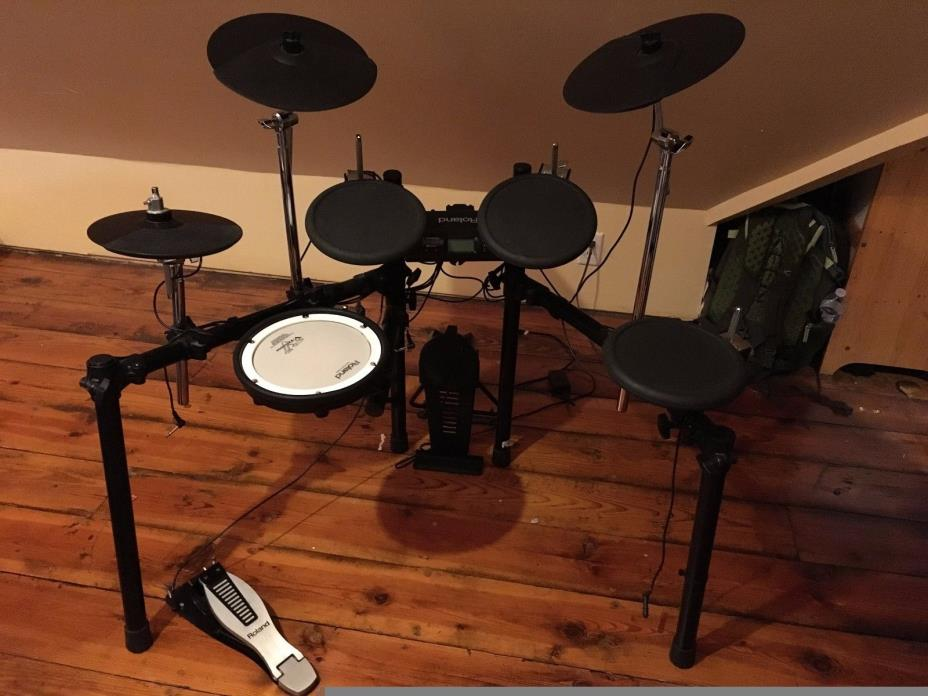 Roland TD-4K Electronic Drum Set
