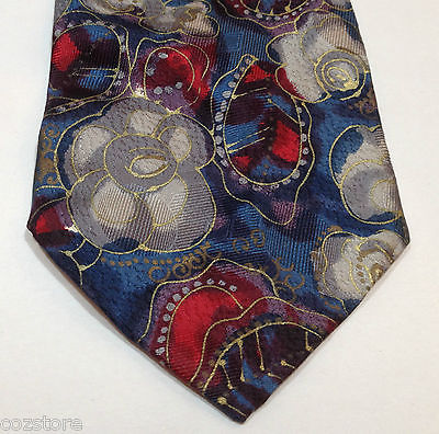 Ermenegildo Zegna Italy  Silk Mens Neck Tie