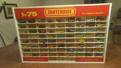 Vintage Lesney Matchbox Store Display