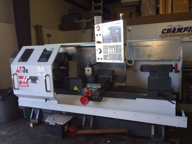 2013 Haas TL-3B CNC Lathe (2)25