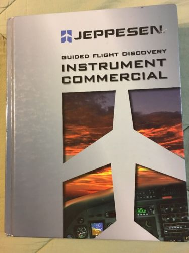 Jeppesen Guided Flight Discovery Commercial Manual