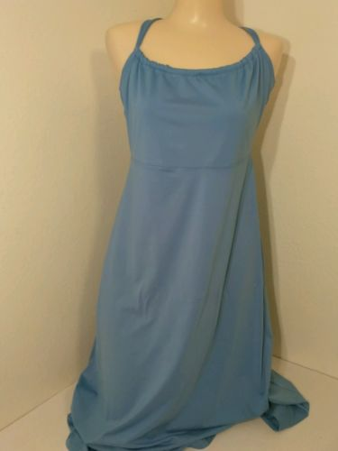 The North Face Womens Dress/ Light Blue/ Sz Large