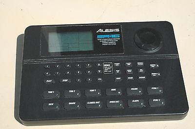 Alesis SR16 Digital Drum Machine