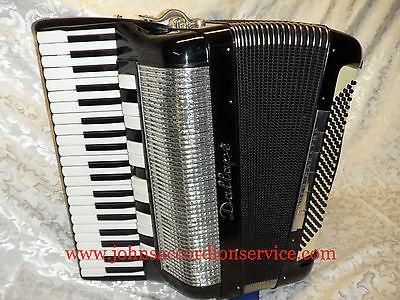 DALLAPE SUPERMAESTRO ORIGINAL 1948  PIANO  ACCORDION ACCORDIAN ACCORDEON