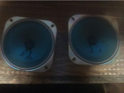 4in Drive In Theater Speaker Cones