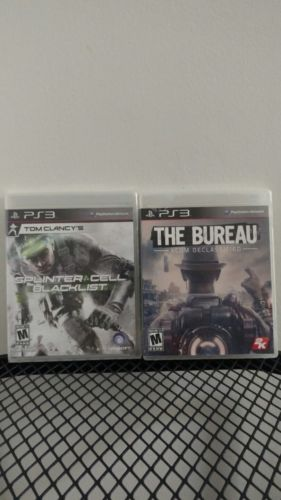 playstation 3 bundle games