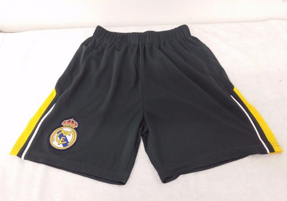 Real Madrid FC Black Color Men's Shorts Size M