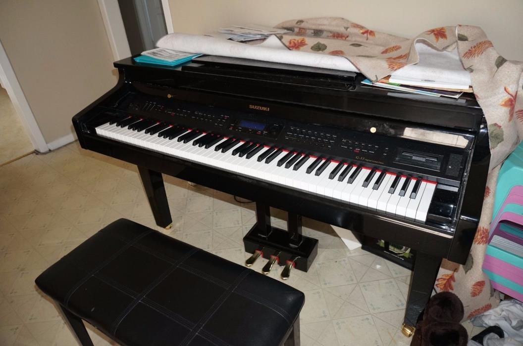 Suzuki G  Digital Grand Piano