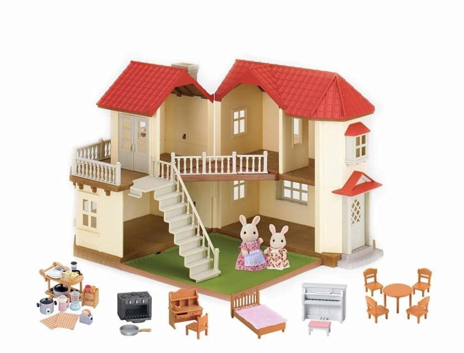 Calico critters cloverleaf for sale classifieds for Hutch s jewelry greenville mi
