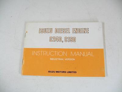 Isuzu Diesel Engine Parts - For Sale Classifieds