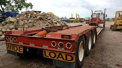 1986 Witzco-Challenger RG60 Lowboy Trailers