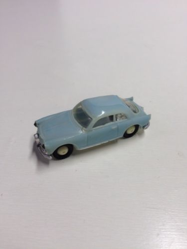 Mini Cars, Alfa Romeo Giulietta Sprint, 1/86. Made In Spain. K