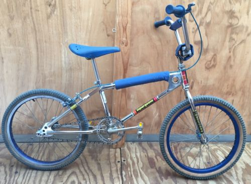 Old School 1981 Mongoose Supergoose BMX Bike- Rare