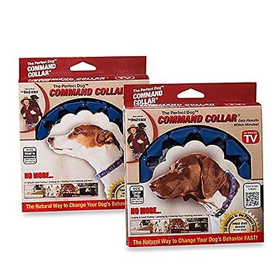 Perfect Dog Command Collar with Extra Links and DVD Large