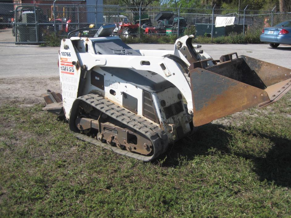 2007 BOBCAT MT55 Skid Steers