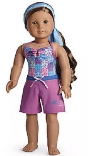 American Girl Doll Kanani's Beach Outfit  NEW!!