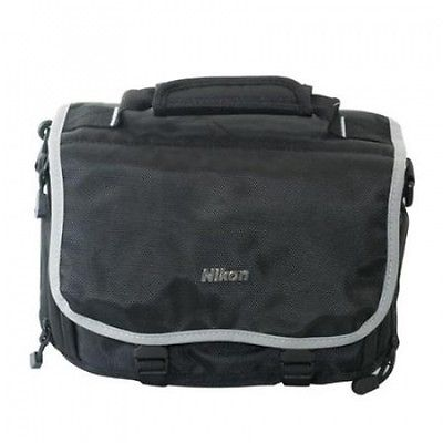 Shooter Package For The Nikon D5100 Featuring Nikon Deluxe Gadget Bag, Opteka 18