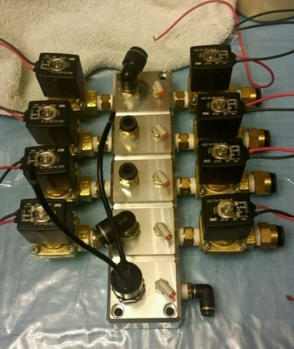 smc valve manifold