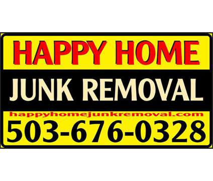 Happy Home Junk Removal