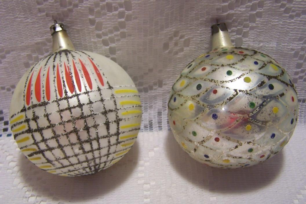 Vintage glass christmas ornaments for sale classifieds for Christmas ornaments sale