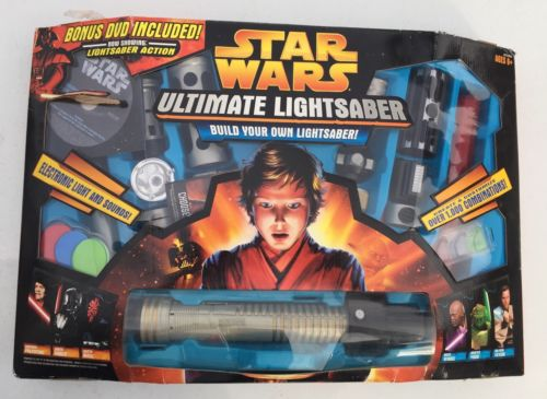 Star Wars Ultimate Lightsaber Set