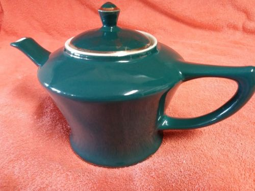 Hall GreenTeapot 0160   6 Cup