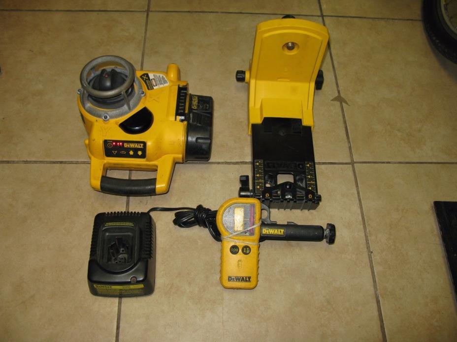 Dewalt DW077,Rotary laser level kit
