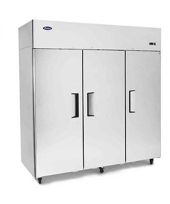 Atosa MB8003 Three Door Reach-In Freezer
