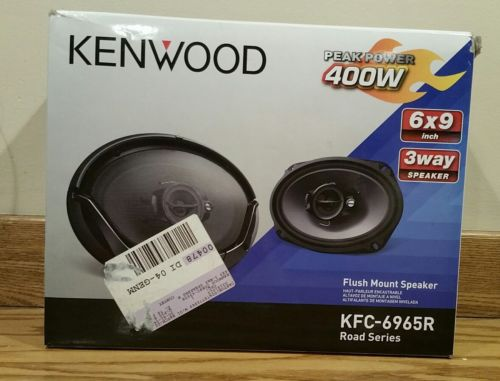 Kenwood KFC-6965R Road Series 6X9