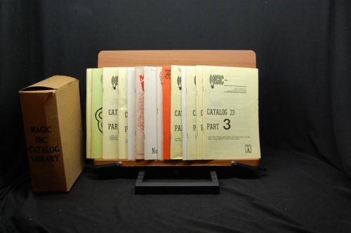 Magic Inc. Catalog Library