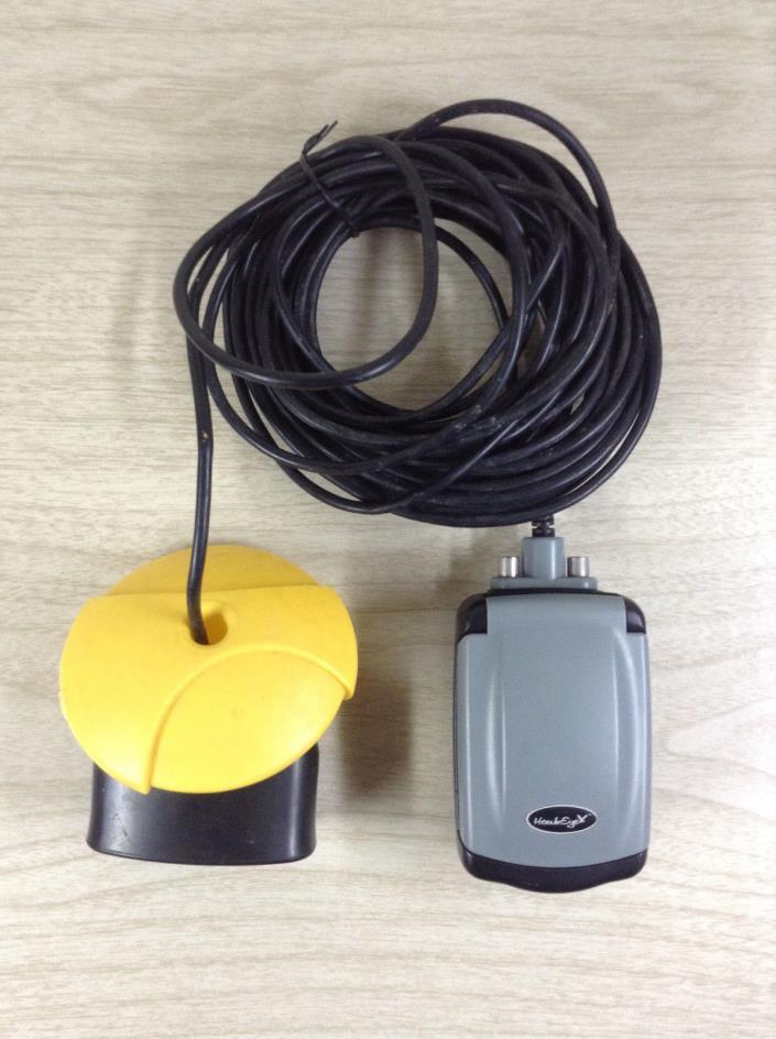 Hawkeye FF3300PX Fishfinder Portable Fish Finder NorCross Marine Products