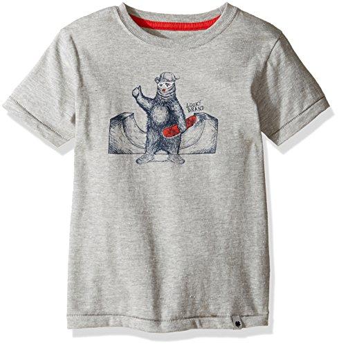 Lucky Brand Boys' Skater Bear T-Shirt