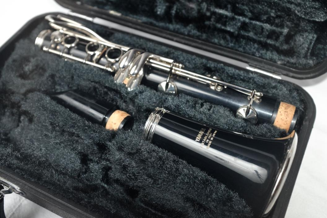 Yamaha Clarinet for parts