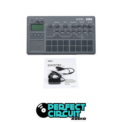 Korg Electribe 2 DRUM MACHINE - USED - PERFECT CIRCUIT