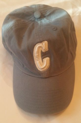 LAKE COUNTY CAPTAINS WOMEN ADJUSTABLE BASEBALL CAP HAT CLEVELAND INDIANS
